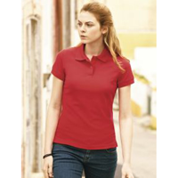 Fruit Of The Loom Lady Fit 65/35 Polo