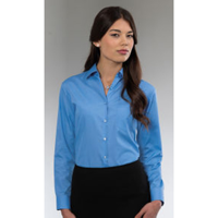 Russell Collection Ladies L/Sleeve Shirt