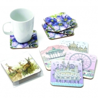 Melamine Coasters (Import price)
