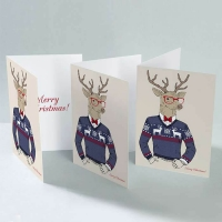 Greetings Card A6
