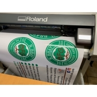 Printable vinyl by the metre (10 year self adhesive)