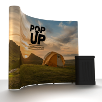 Pop-up Display - 5x3